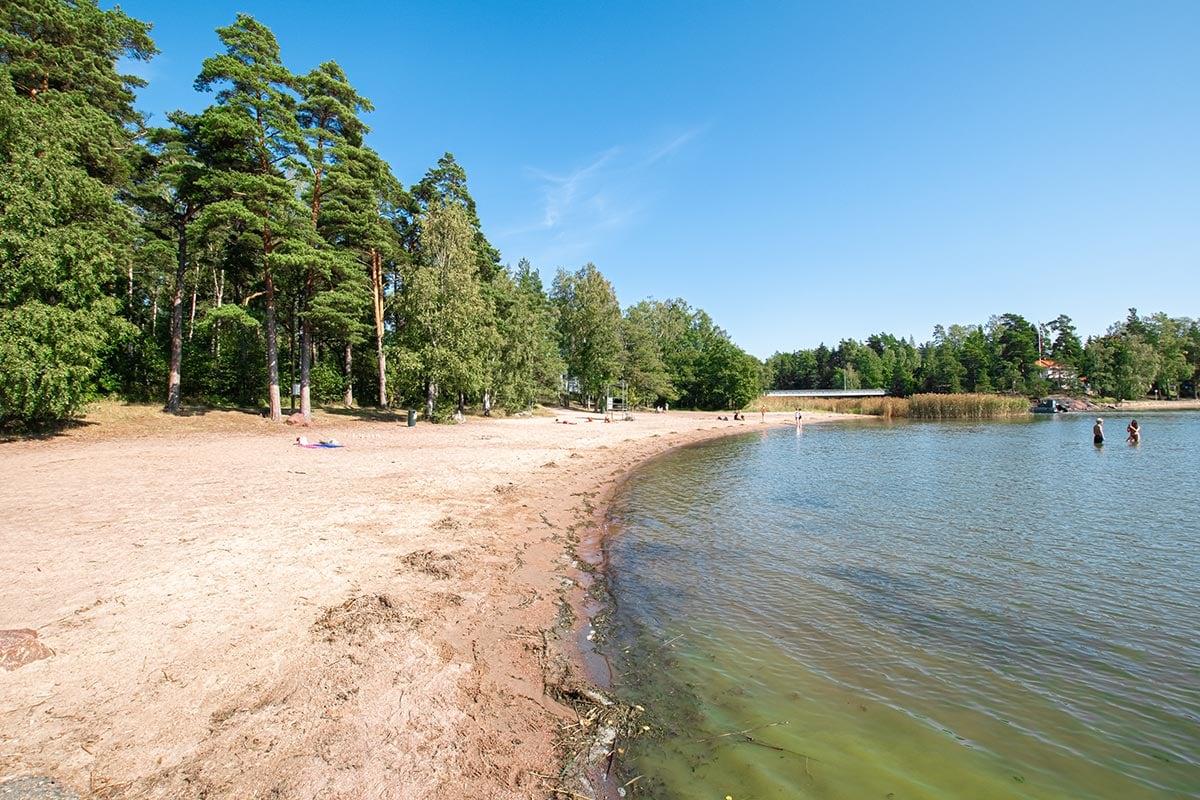 hanikka-uimaranta