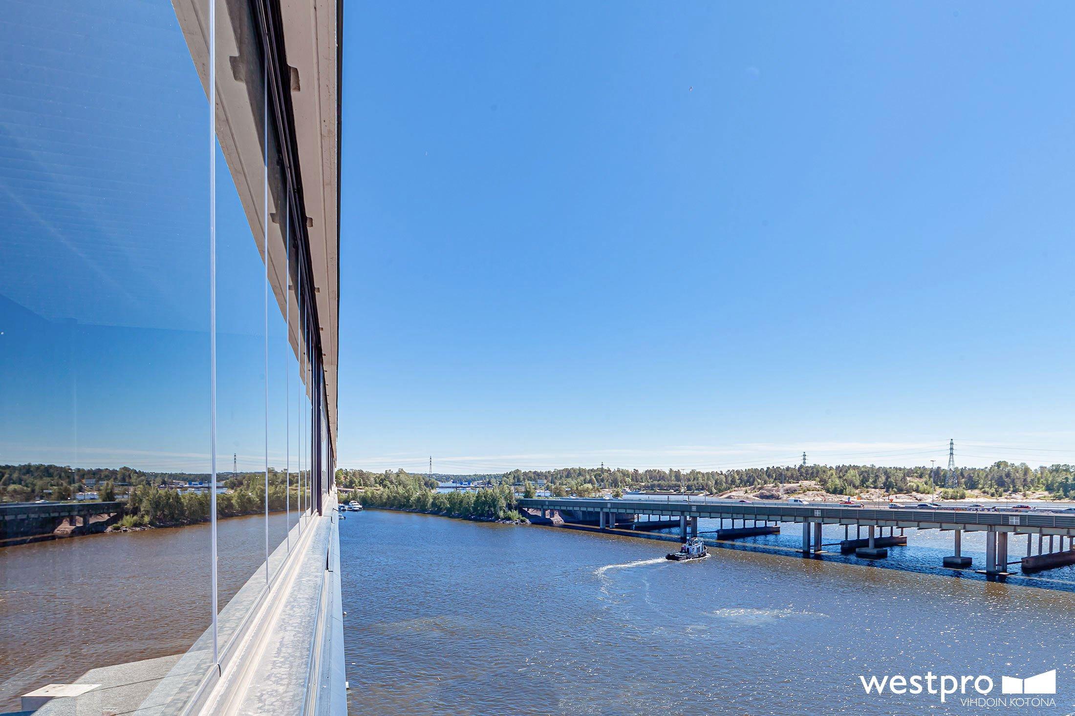 Westpro-Portus,-Verkkosaari-view