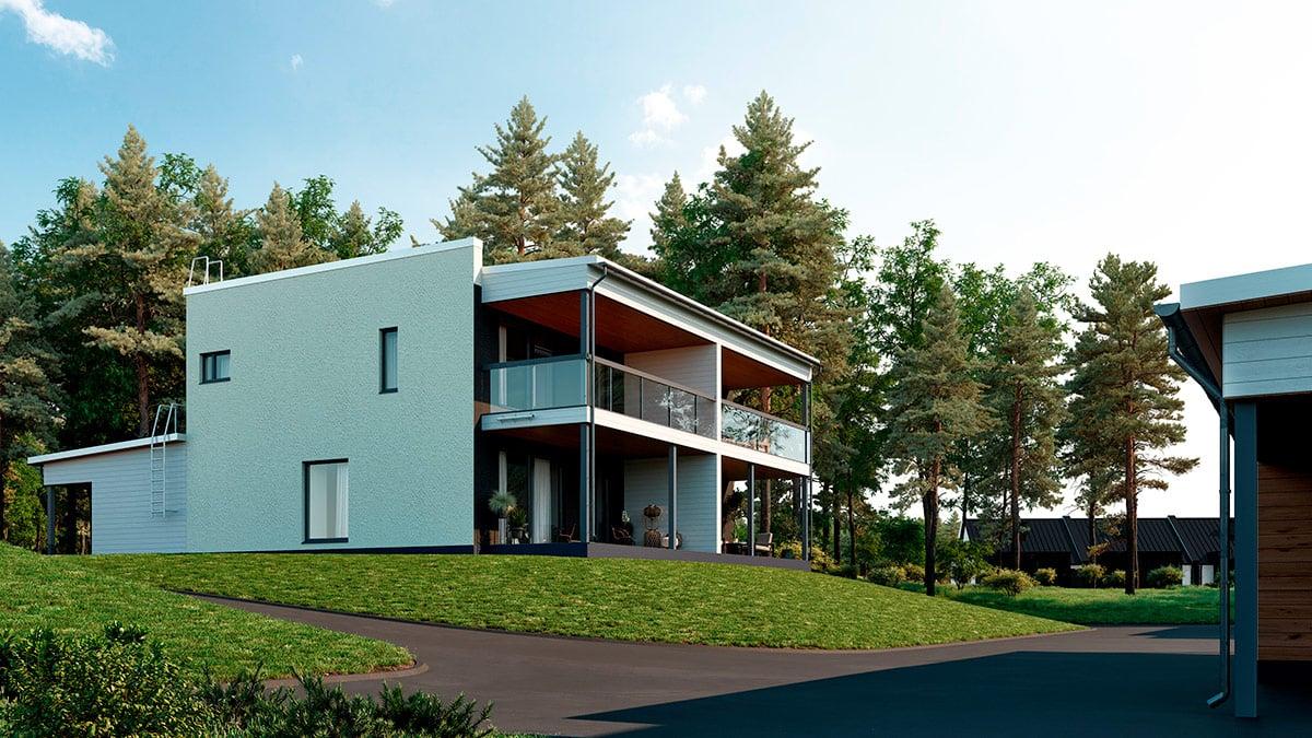 Westpro Villa Velvet paritalokoti Espoo