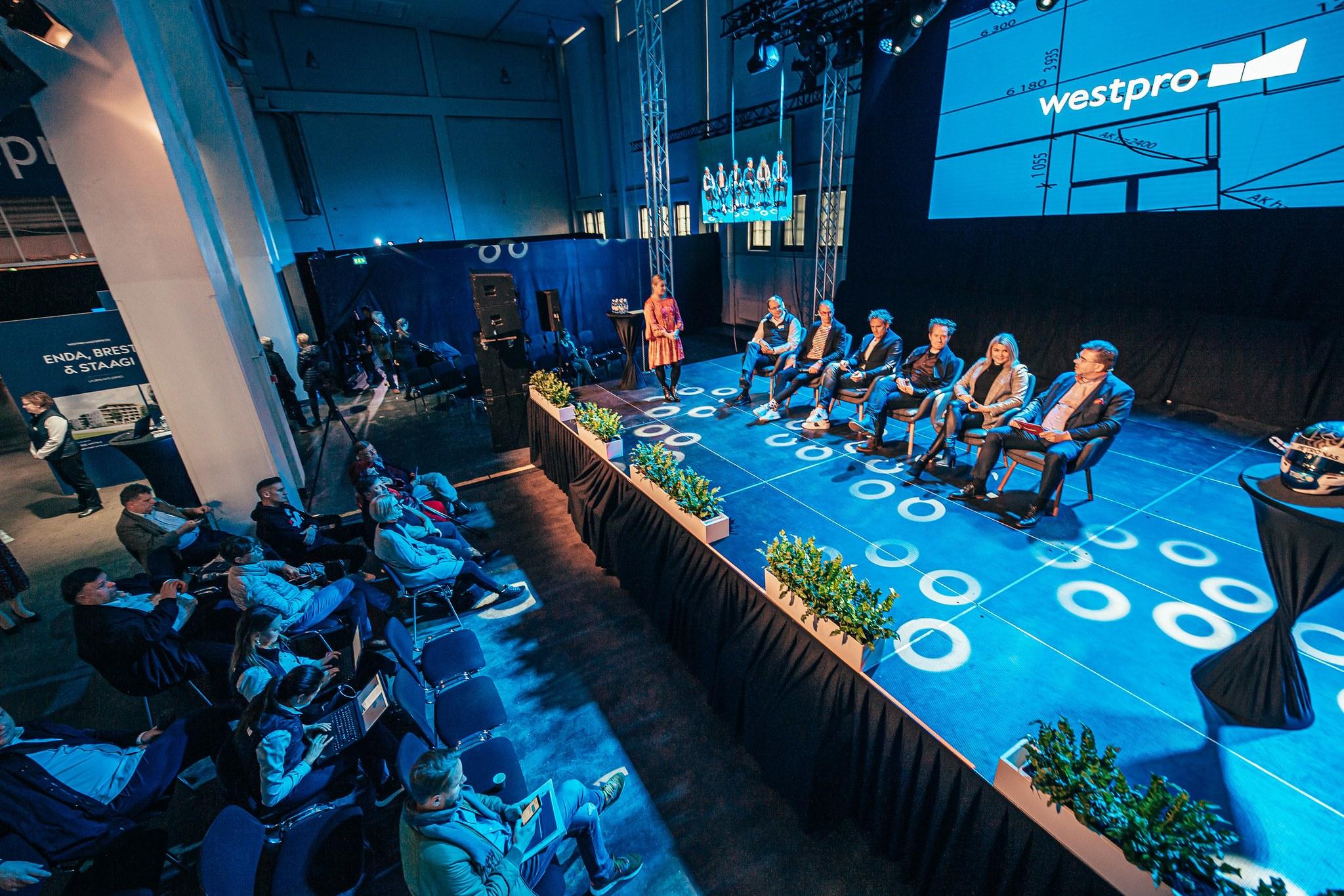 Westpro Moment, tulevaisuuden asuminen