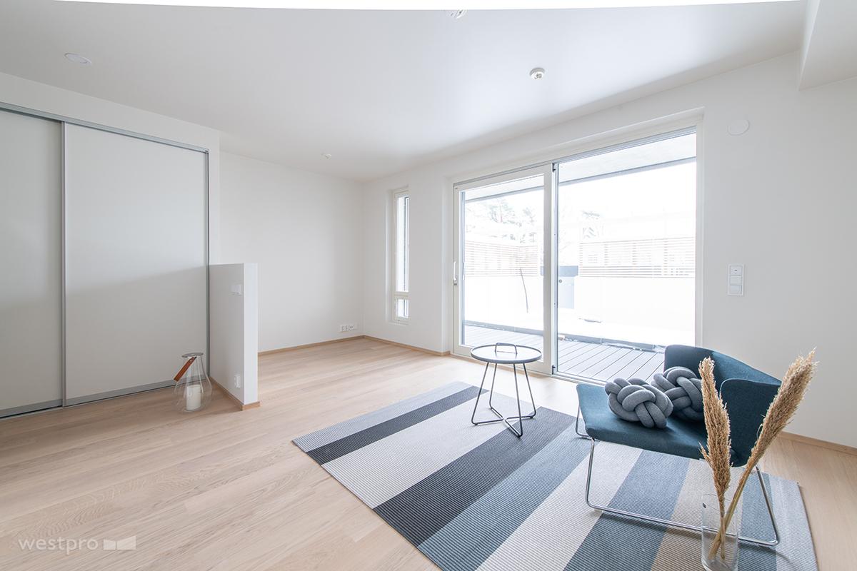 Myytävät asunnot Espoo