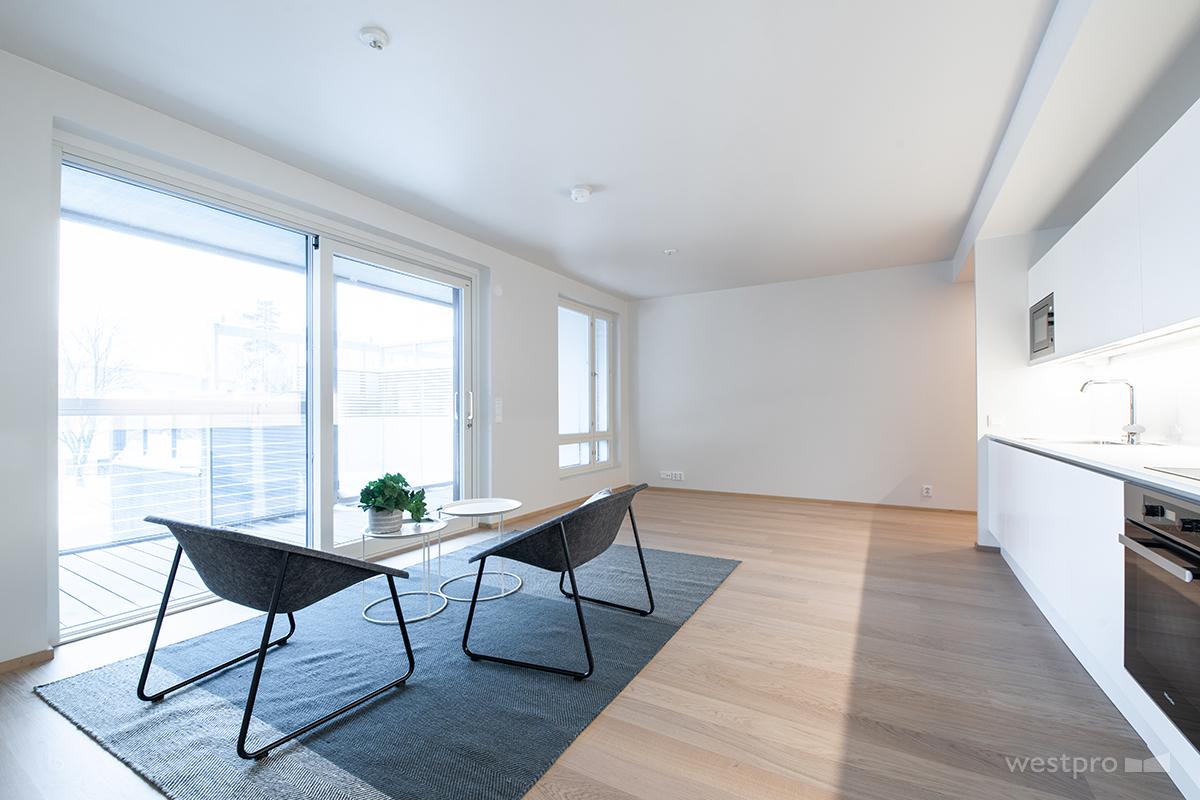 Westpro myytävät asunnot Espoossa