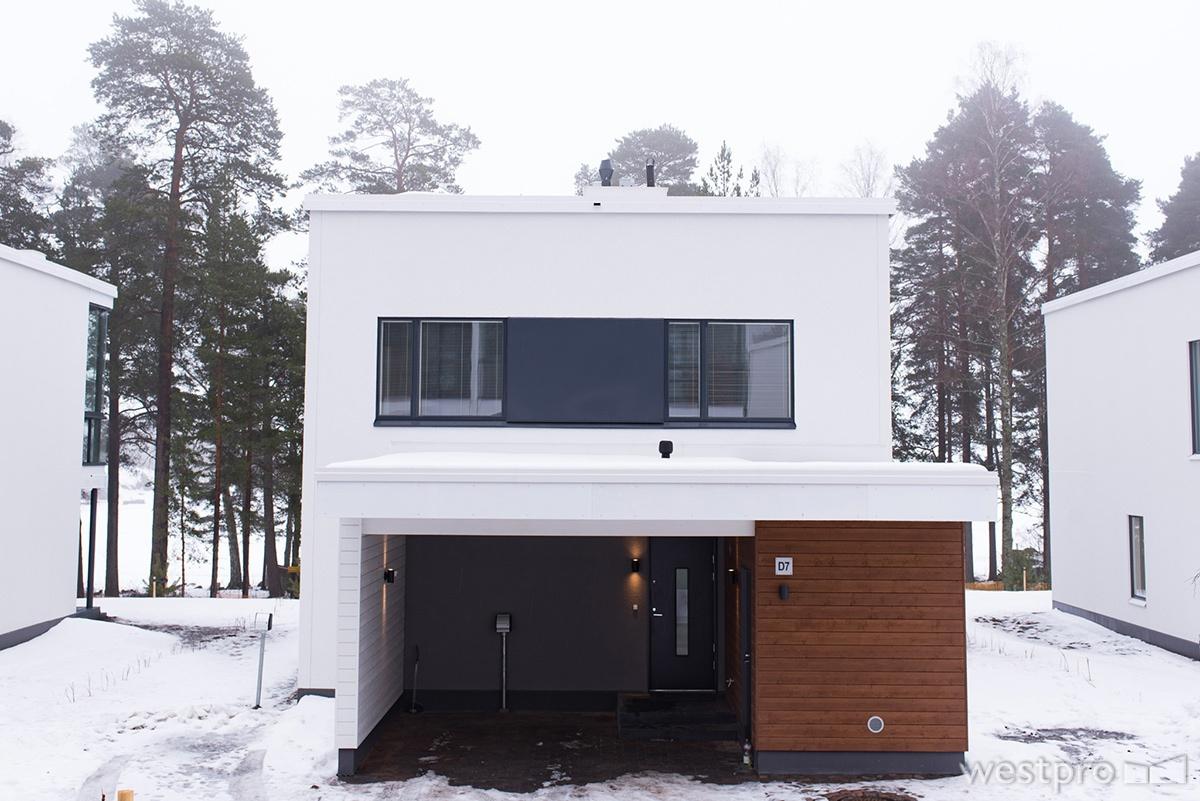 Asunto Oy Casa Ora, Espoo