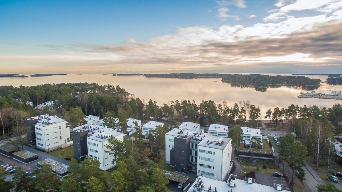 Westpro NAVI Koukkuniemenranta Espoo