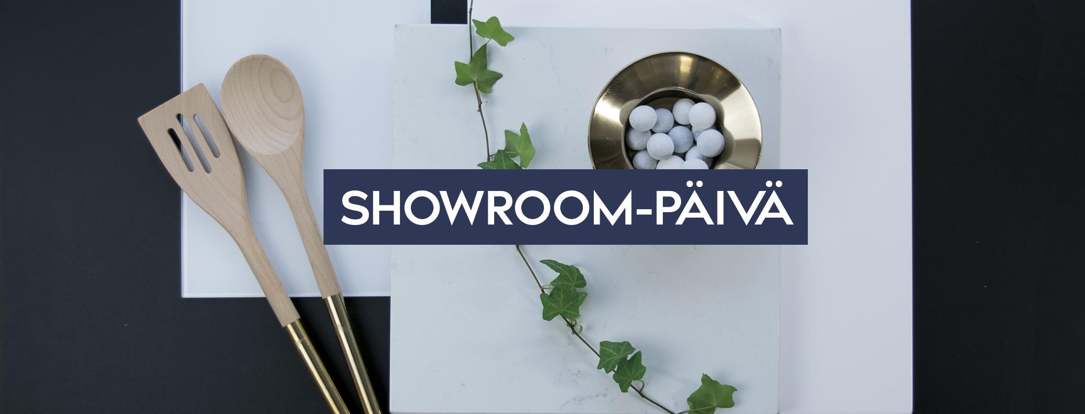 Showroom-avoinna