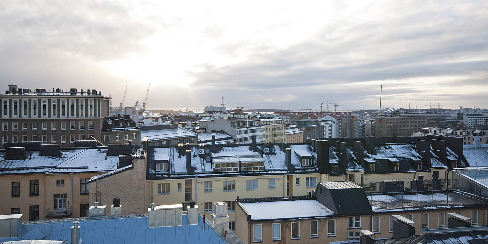 Westpro Jaffa Malminkatu 20, Helsinki