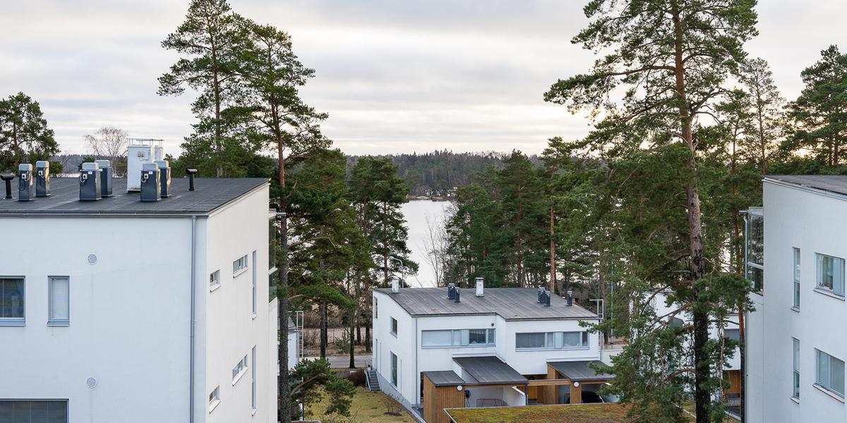 Westpro NAVI, Koukkuniemi Espoo