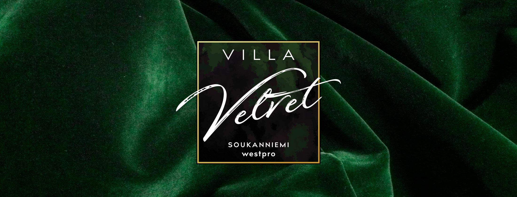 Villa Velvet-Nostokuva-kotisivut